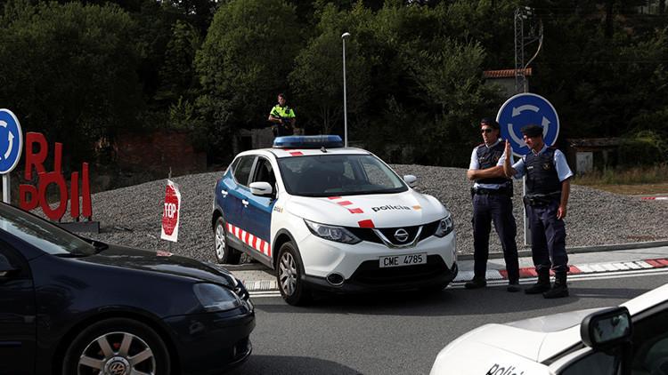 Publican fotografía del principal sospechoso del ataque terrorista en Barcelona que anda fugitivo