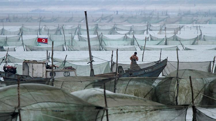 Corea del Norte abre las compuertas de un dique en la frontera con Corea del Sur