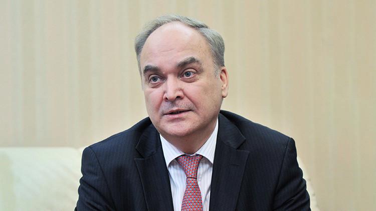 Rusia nombra a su nuevo embajador en Estados Unidos