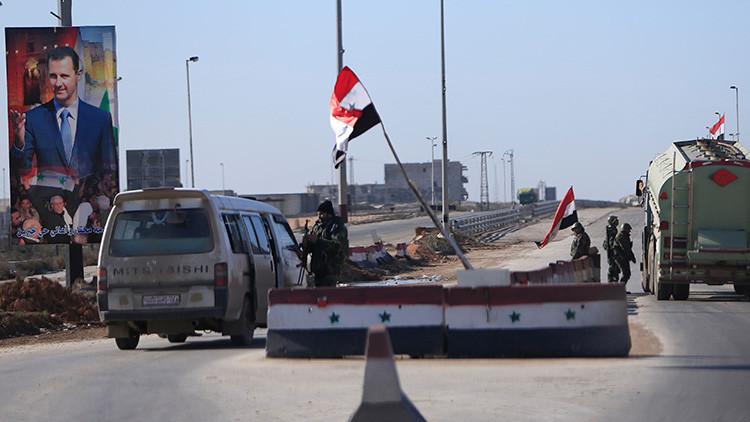 La provincia siria de Alepo, liberada completamente de los terroristas
