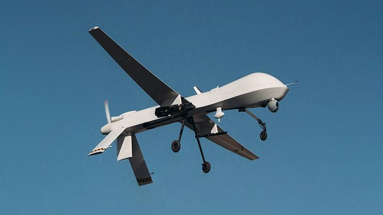Se siniestra un dron Predator estadounidense de la base aérea Incirlik en Turquía
