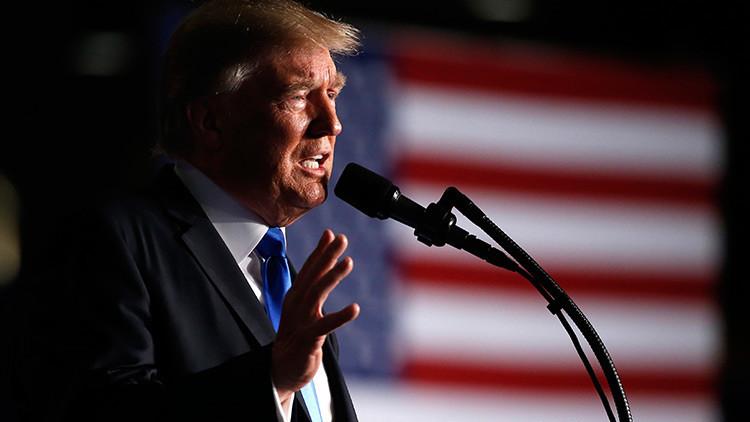 """""""No revelaremos el número de tropas"""": Trump anuncia la nueva estrategia en Afganistán"""