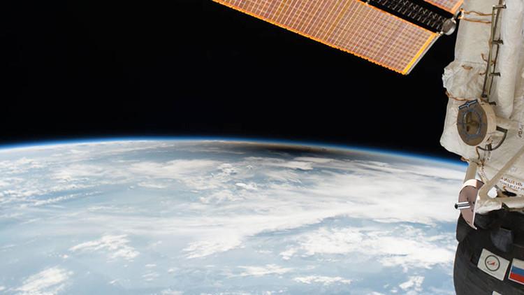 FOTOS, VIDEO: Así fue el eclipse solar total visto desde el espacio