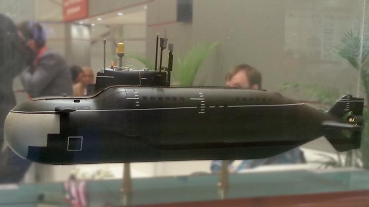 Submarinos 'Piraña': ¿Para qué desarrolló Rusia minisubmarinos portadores de misiles de crucero?