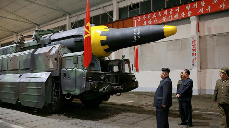 """Corea del Norte afirma que """"nunca retrocederá ni un paso"""" en el desarrollo de armas nucleares"""