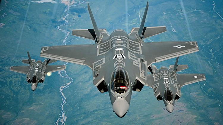Aumenta la tensión: Aviones de combate F-35 rodearán Corea del Norte