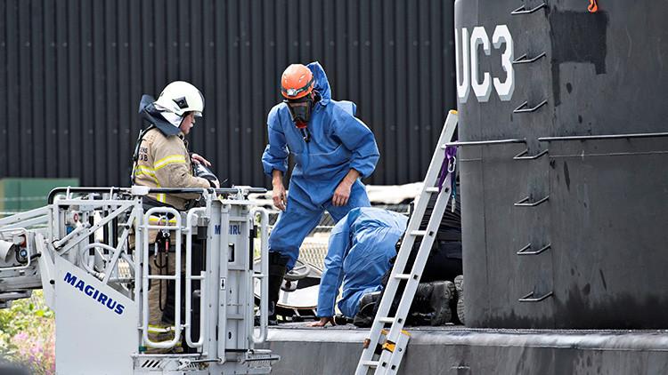 Crimen bajo el mar: El misterio del submarino danés, la periodista y su cuerpo desmembrado