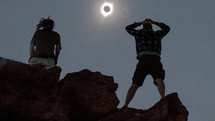 Estas son las frases más buscadas en Google tras el eclipse solar en EE.UU.