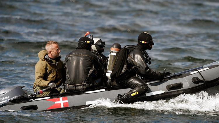El cuerpo sin extremidades pertenece a la periodista desaparecida en un submarino danés