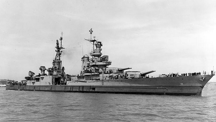 Cómo el cofundador de Microsoft halló un crucero de EE.UU. desaparecido hace más de 70 años