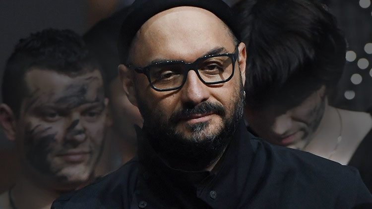 Un tribunal decreta el arresto domiciliario del director ruso de cine y teatro Kirill Serébrennikov