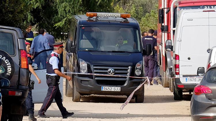 El laboratorio de la muerte: los terroristas de Cataluña tenían material para un atentado enorme