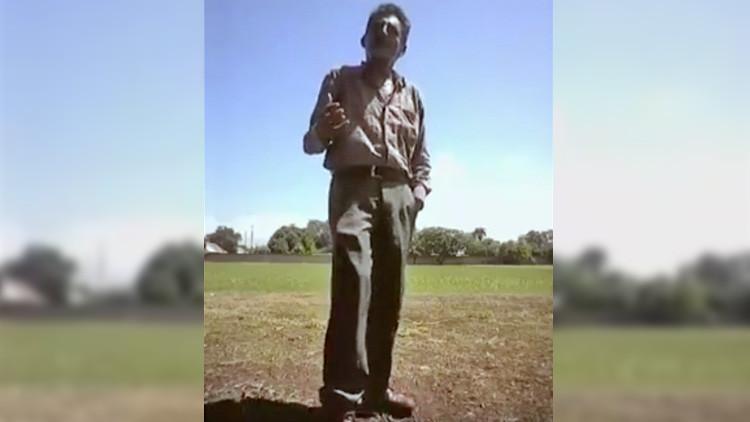 VIDEO: Difunden la última denuncia grabada por Cándido Ríos, periodista asesinado en México