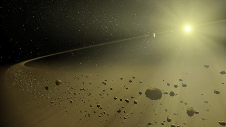 La 'megaestructura alienígena' que 'apaga' una enigmática estrella podría ser una copia de Saturno