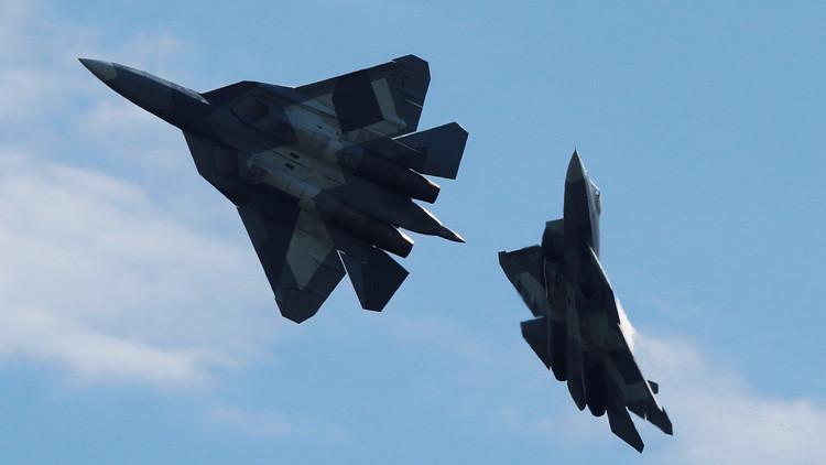 Rusia empieza a desarrollar un caza de sexta generación