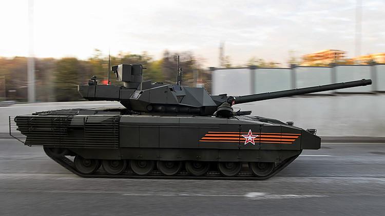 Rusia revela el novedoso armamento que incorporará a sus Fuerzas Armadas