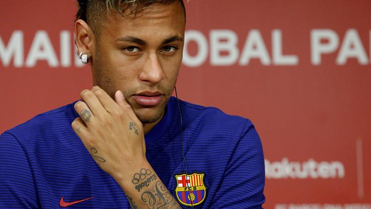 Neymar responde a la acción legal del FC Barcelona con una demanda ante la FIFA