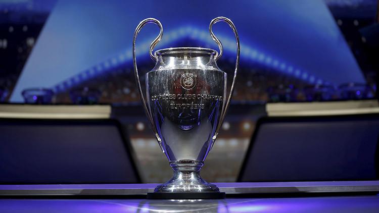 Así quedan los grupos de la Champions League 2017-2018