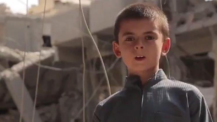 El Estado Islámico usa al hijo de un soldado de EE.UU. para amenazar a Trump