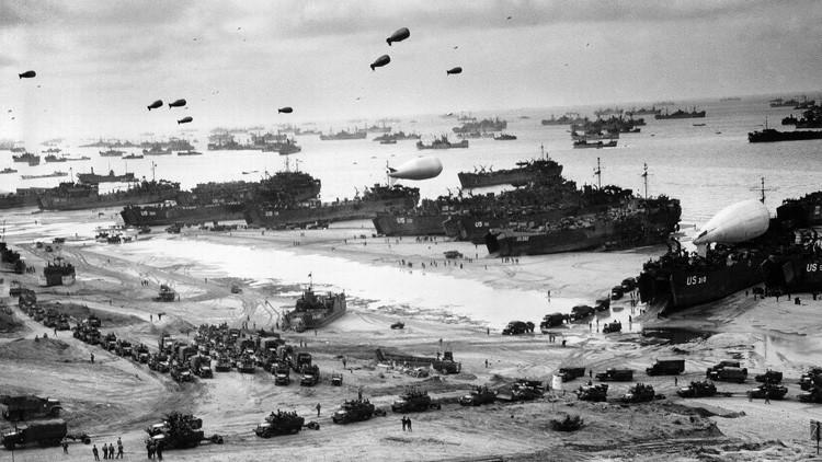 Descubren que un condecorado veterano simuló haber estado en el desembarco de Normandía