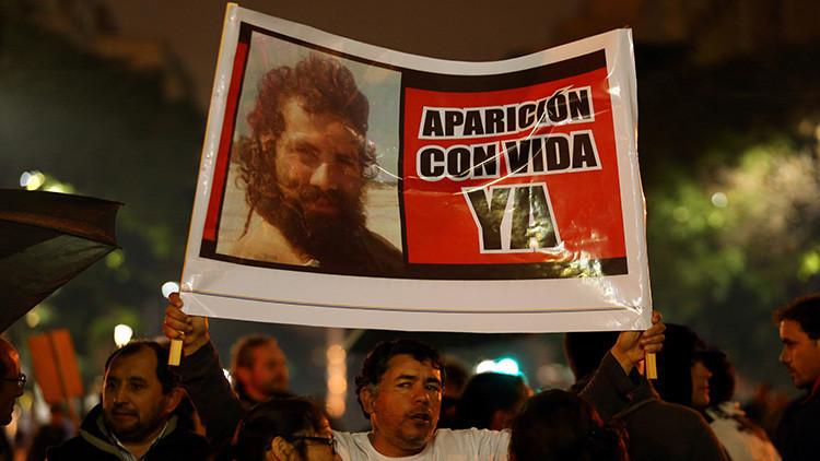 La OEA insta a encontrar a Santiago Maldonado, desaparecido en Argentina