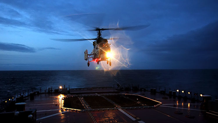 Rusia se embarca en un proyecto de helicóptero no tripulado