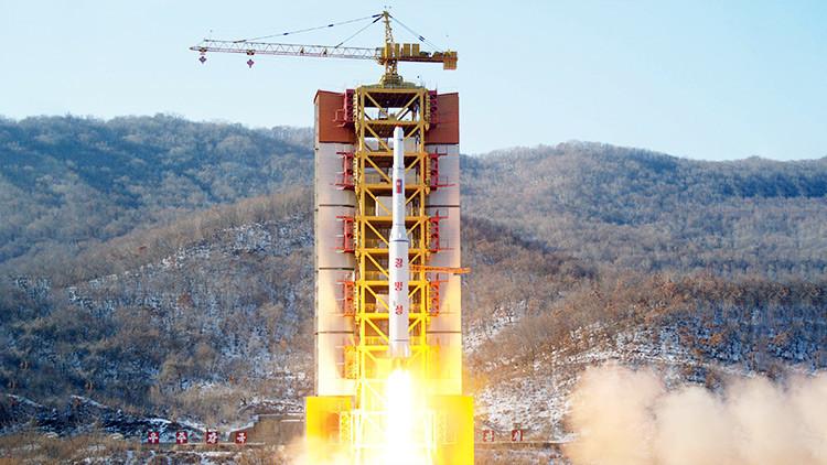 """Corea del Norte lanza varios """"proyectiles no identificados"""""""