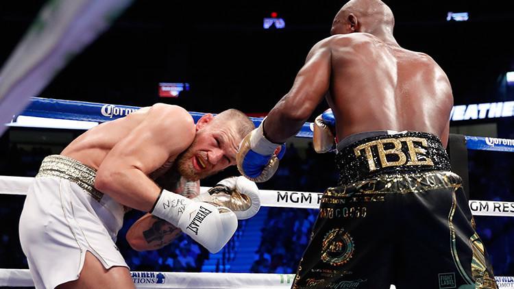 MEMES: Las redes no le perdonan a McGregor su derrota en 'la pelea del dinero'