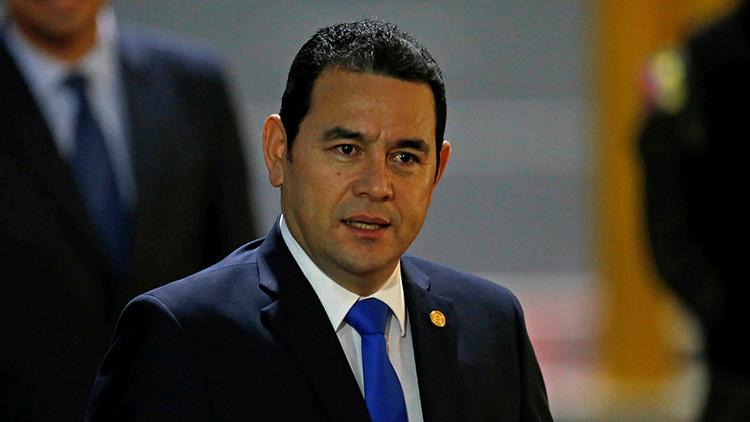 Guatemala ordena la expulsión del jefe de una misión anticorrupción de la ONU