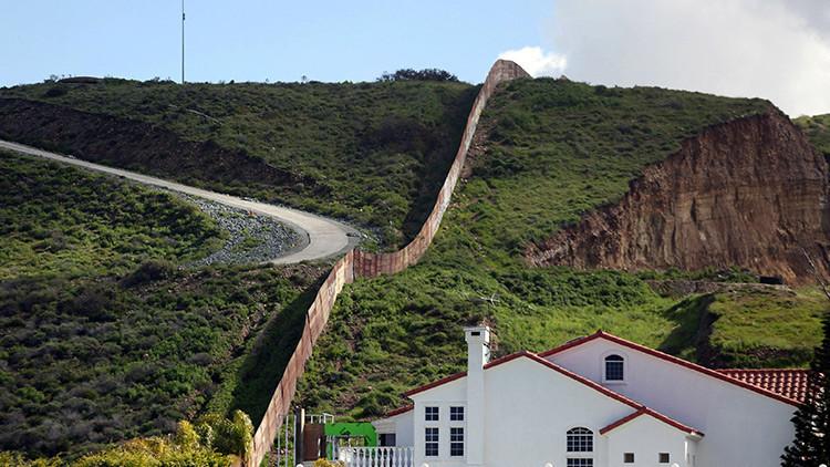 """México afirma que """"no pagará de ninguna manera y bajo ninguna circunstancia"""" por el muro de Trump"""