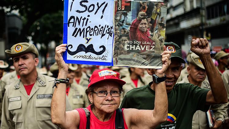 El Gobierno de Venezuela condena el comunicado de la MUD que apoya las sanciones al país