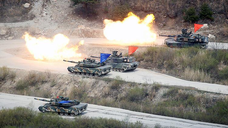Seúl preparará una estrategia ofensiva ante un posible ataque de Pionyang