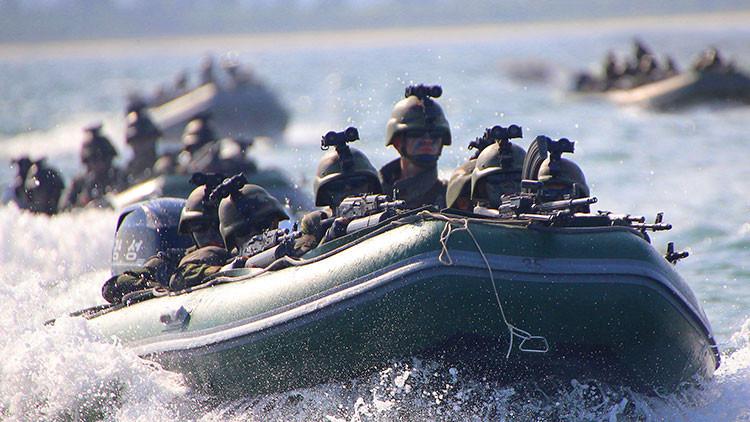 """Corea del Norte amenaza con """"hundir la totalidad de EE.UU. bajo el agua"""""""
