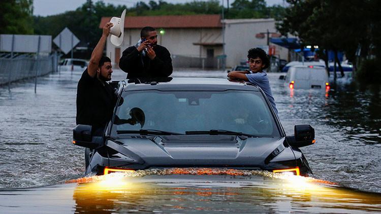 ¿Podría el huracán Harvey 'matar' la economía de EE.UU.?