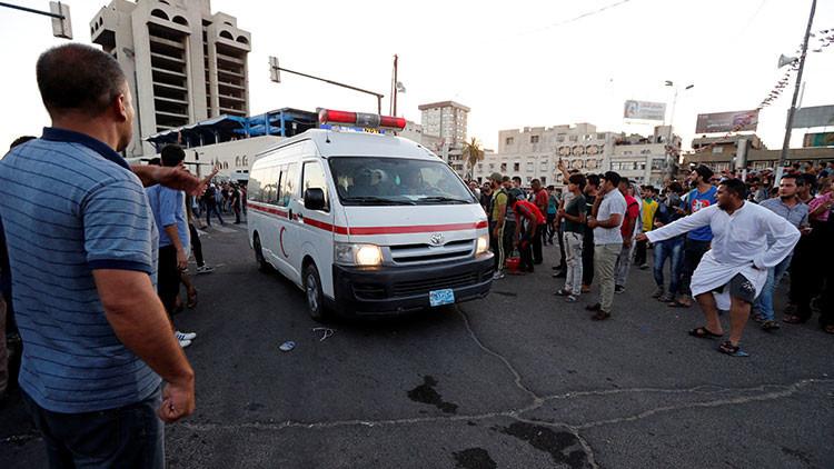 Una potente explosión sacude el este de Bagdad (VIDEO)