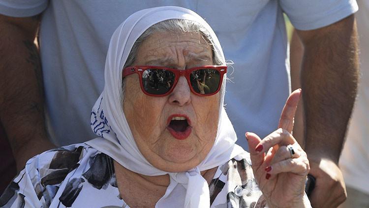 """Madre de Plaza de Mayo: """"El único gasto superfluo que tengo es en papel higiénico doble"""""""