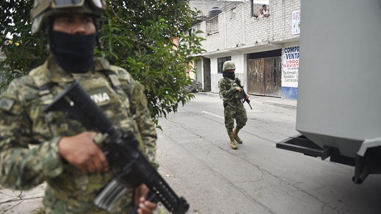 En México detienen a una estadounidense con 22 kilos de cocaína del cartel de Sinaloa