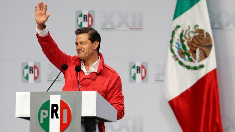Peña Nieto irá a la cumbre BRICS en China mientras Trump desbarata el TLCAN