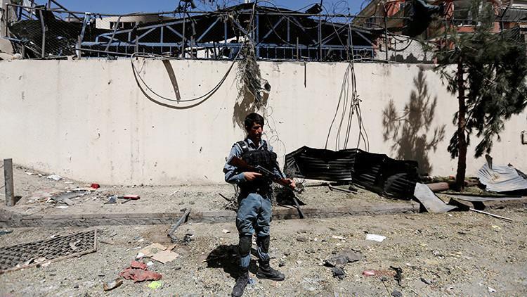 Se produce una explosión cerca de la Embajada de EE.UU. en Afganistán