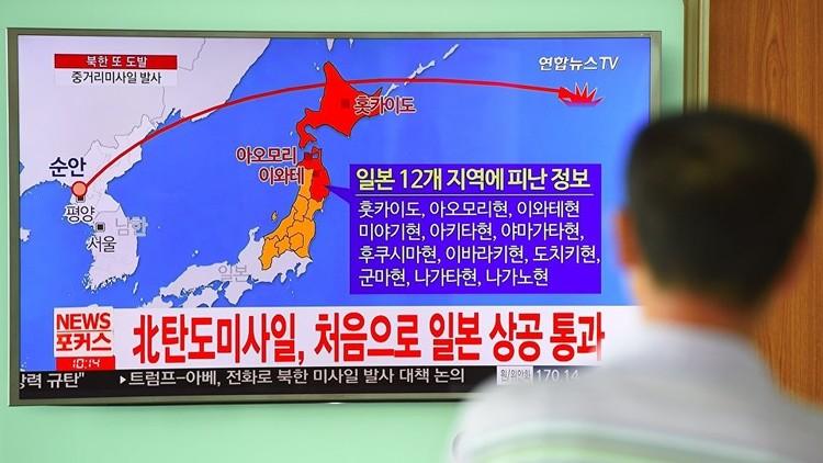 China se pronuncia tras el lanzamiento del misil norcoreano