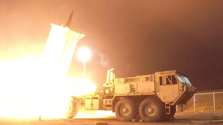 China insta a EE.UU. y Corea del Sur a parar el despliegue del sistema de defensa antimisiles THAAD