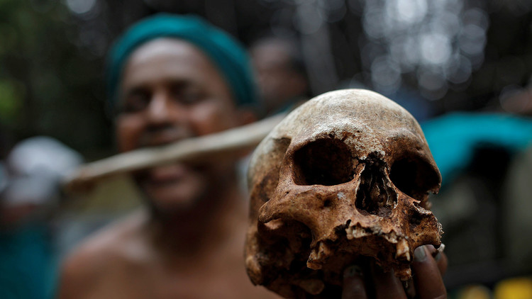 """Estoy cansado de comer carne humana"": Un escalofriante caso de canibalismo sacude Sudáfrica"