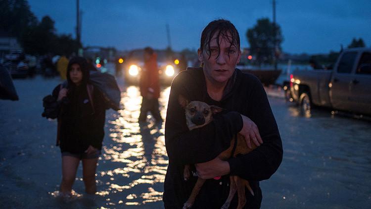 Las inundaciones de Houston demuestran lo que sucede cuándo ignoras a la ciencia