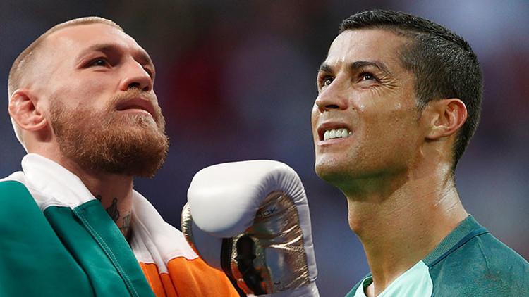 McGregor se prepara para superar a Ronaldo como el deportista mejor pagado del mundo