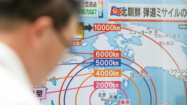 Solo 10 minutos para evacuar: así se prepara Japón ante la amenaza de un misil norcoreano