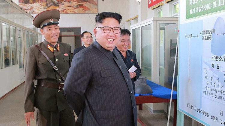 """""""El propio Kim Jong-un quiere que EE.UU. ataque a Corea del Norte"""""""