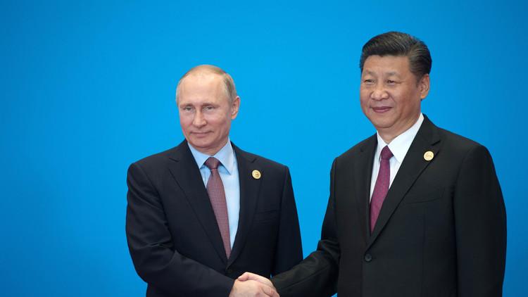 Putin se prepara para un gran visita de trabajo a China