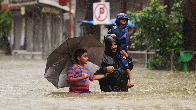 Las inundaciones olvidadas: más de 1.200 muertos y millones de afectados (FOTOS Y VIDEO)
