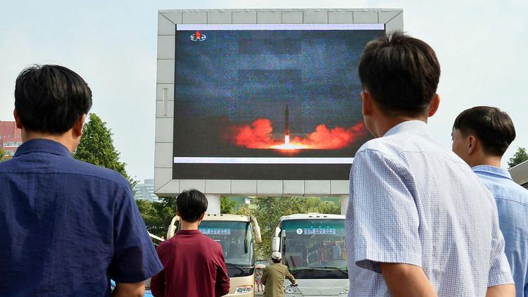 24 horas después: cómo los norcoreanos se enteraron del último lanzamiento de un misil balístico