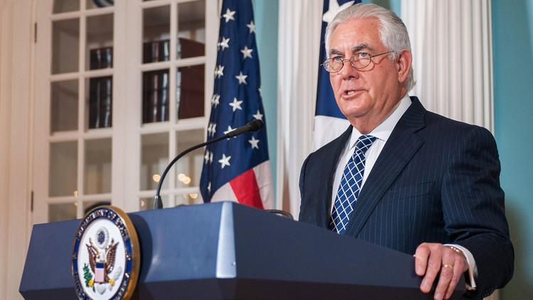 """""""Muy generoso"""": Tillerson agradece la ayuda ofrecida por México ante la tormenta Harvey"""